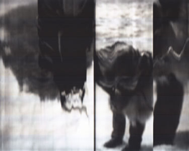 SCANTRIFIED MOVIE NANOOK OF THE NORTH #253, 2014, Digital C-print, Dimensions Variable
