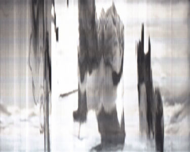SCANTRIFIED MOVIE NANOOK OF THE NORTH #255, 2014, Digital C-print, Dimensions Variable