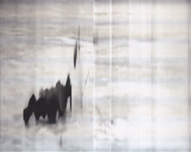 SCANTRIFIED MOVIE NANOOK OF THE NORTH #261, 2014, Digital C-print, Dimensions Variable