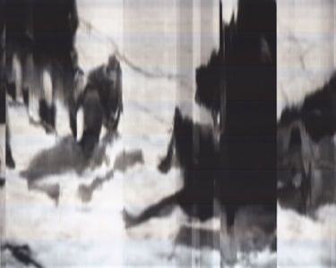 SCANTRIFIED MOVIE NANOOK OF THE NORTH #290, 2014, Digital C-print, Dimensions Variable