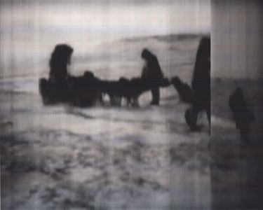 SCANTRIFIED MOVIE NANOOK OF THE NORTH #300, 2014, Digital C-print, Dimensions Variable