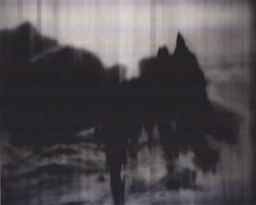 SCANTRIFIED MOVIE NANOOK OF THE NORTH #314, 2014, Digital C-print, Dimensions Variable