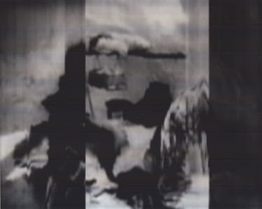 SCANTRIFIED MOVIE NANOOK OF THE NORTH #319, 2014, Digital C-print, Dimensions Variable