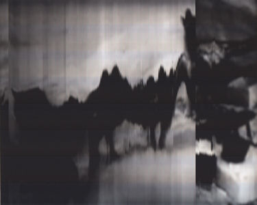 SCANTRIFIED MOVIE NANOOK OF THE NORTH #324, 2014, Digital C-print, Dimensions Variable