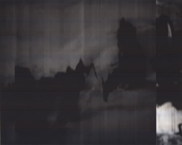 SCANTRIFIED MOVIE NANOOK OF THE NORTH #328, 2014, Digital C-print, Dimensions Variable