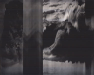 SCANTRIFIED MOVIE NANOOK OF THE NORTH #337, 2014, Digital C-print, Dimensions Variable