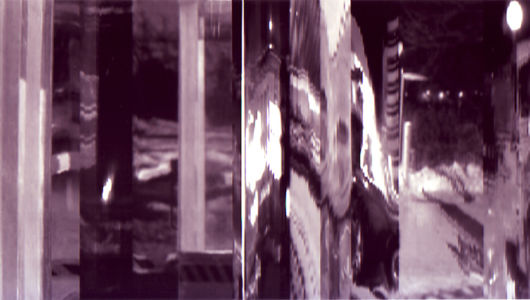 SCANTRIFIED MOVIE SCANNERS II #499, 2015, Digital C-print, Dimensions Variable
