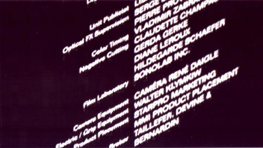 SCANTRIFIED MOVIE SCANNERS II #586, 2015, Digital C-print, Dimensions Variable