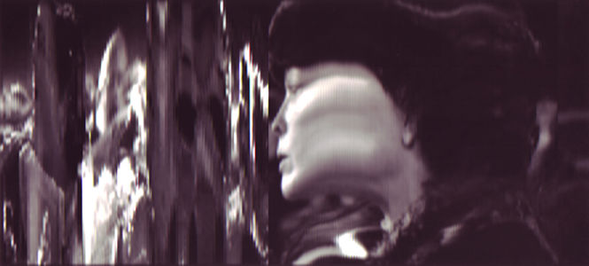 SCANTRIFIED MOVIE TITANIC #1001, 2012, Digital C-print, Dimensions Variable