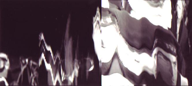 SCANTRIFIED MOVIE TITANIC #1009, 2012, Digital C-print, Dimensions Variable
