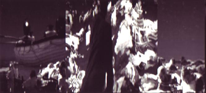SCANTRIFIED MOVIE TITANIC #1030, 2012, Digital C-print, Dimensions Variable