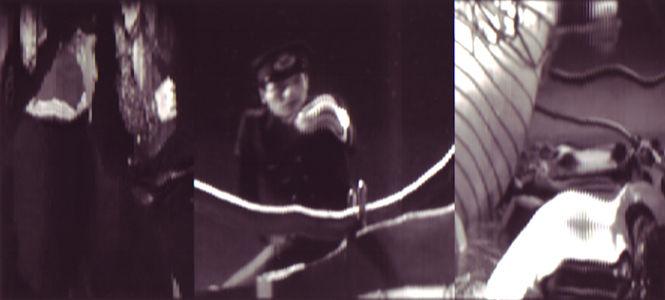 SCANTRIFIED MOVIE TITANIC #1031, 2012, Digital C-print, Dimensions Variable