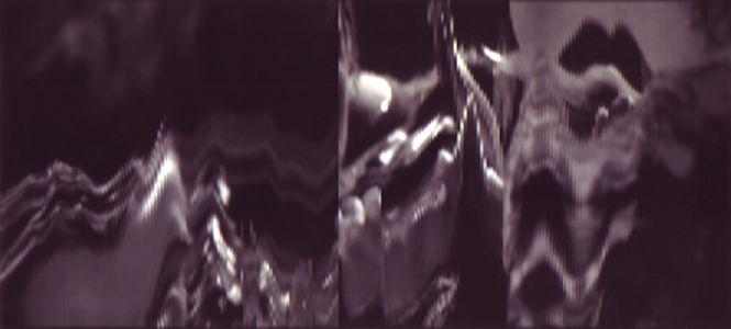 SCANTRIFIED MOVIE TITANIC #1055, 2012, Digital C-print, Dimensions Variable