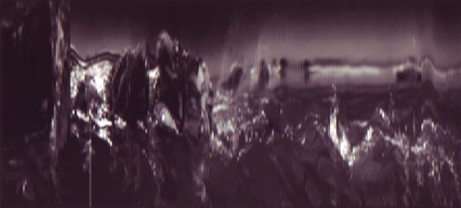 SCANTRIFIED MOVIE TITANIC #1058, 2012, Digital C-print, Dimensions Variable