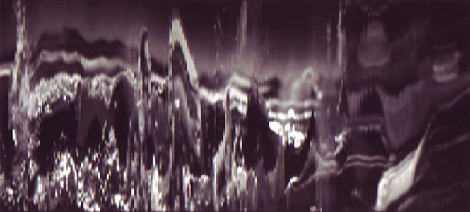 SCANTRIFIED MOVIE TITANIC #1059, 2012, Digital C-print, Dimensions Variable