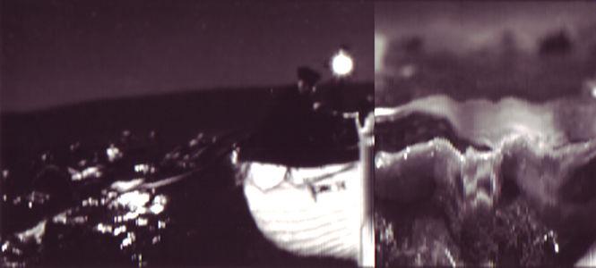 SCANTRIFIED MOVIE TITANIC #1060, 2012, Digital C-print, Dimensions Variable