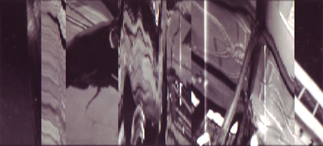 SCANTRIFIED MOVIE TITANIC #961, 2012, Digital C-print, Dimensions Variable