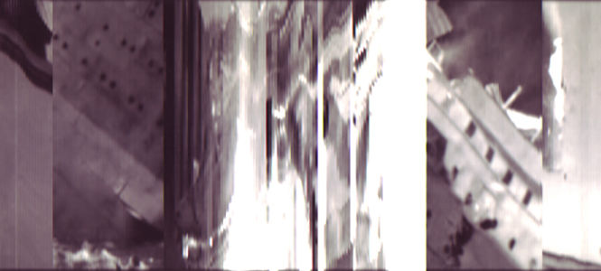 SCANTRIFIED MOVIE TITANIC #962, 2012, Digital C-print, Dimensions Variable