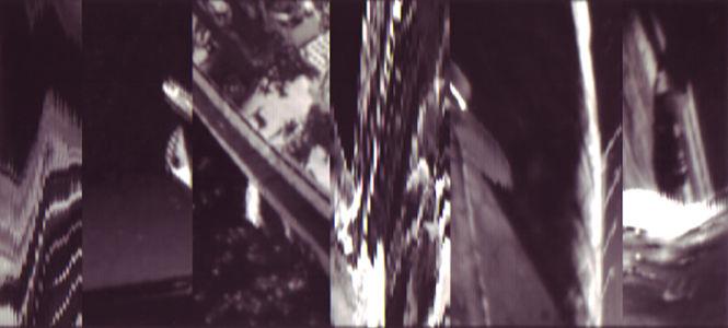 SCANTRIFIED MOVIE TITANIC #963, 2012, Digital C-print, Dimensions Variable