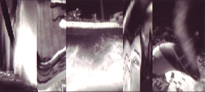 SCANTRIFIED MOVIE TITANIC #964, 2012, Digital C-print, Dimensions Variable