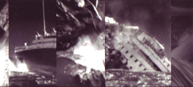 SCANTRIFIED MOVIE TITANIC #965, 2012, Digital C-print, Dimensions Variable