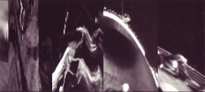 SCANTRIFIED MOVIE TITANIC #967, 2012, Digital C-print, Dimensions Variable