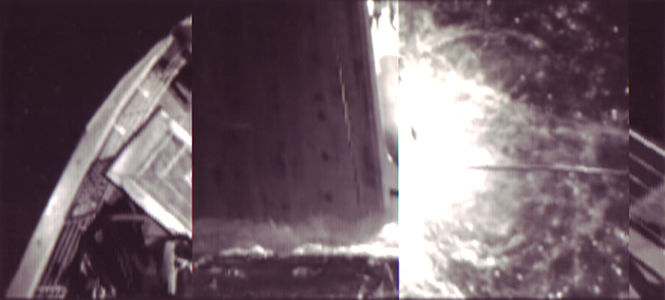 SCANTRIFIED MOVIE TITANIC #976, 2012, Digital C-print, Dimensions Variable