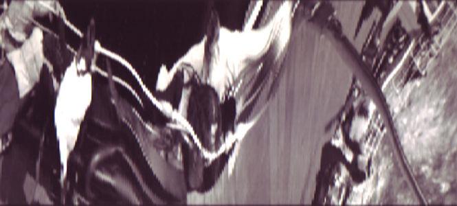 SCANTRIFIED MOVIE TITANIC #977, 2012, Digital C-print, Dimensions Variable