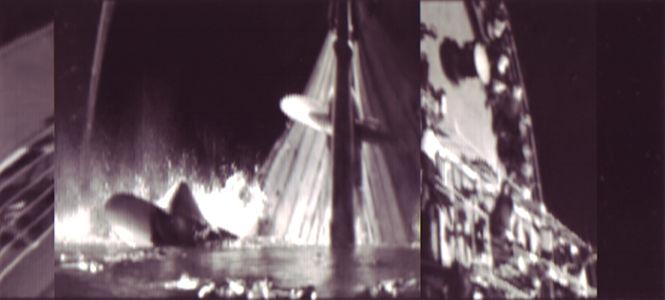 SCANTRIFIED MOVIE TITANIC #978, 2012, Digital C-print, Dimensions Variable