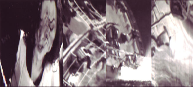 SCANTRIFIED MOVIE TITANIC #979, 2012, Digital C-print, Dimensions Variable
