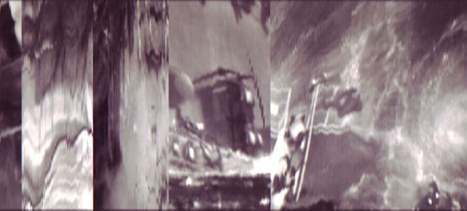 SCANTRIFIED MOVIE TITANIC #980, 2012, Digital C-print, Dimensions Variable