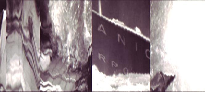 SCANTRIFIED MOVIE TITANIC #981, 2012, Digital C-print, Dimensions Variable