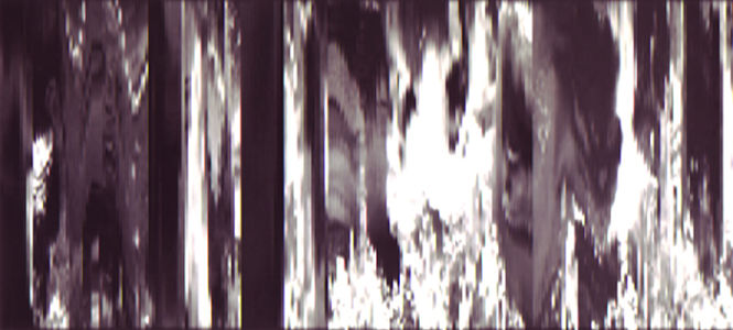 SCANTRIFIED MOVIE TITANIC #990, 2012, Digital C-print, Dimensions Variable